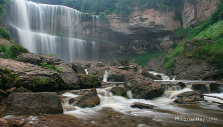 Websters Falls Hamilton Ontario
