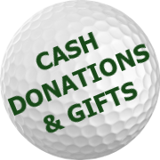 Cash Donations and Gifts