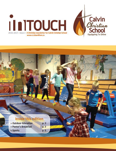 InTouch 2016 Issue 2