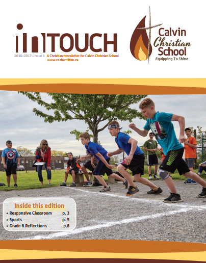 InTouch 2016 Issue 3