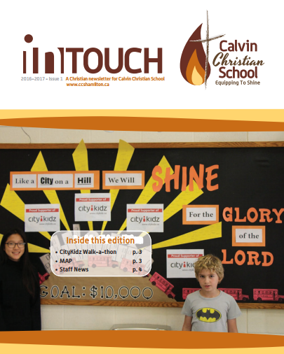 InTouch 2016 Issue 1